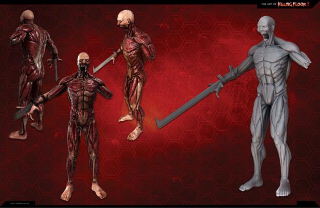 Characters | Killing Floor Wiki | Fandom