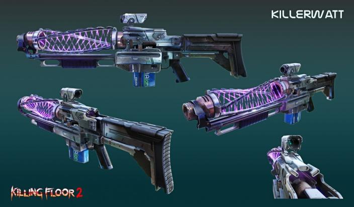 Killerwatt Killing Floor 2 Wiki