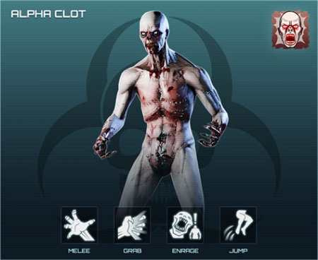 Player-controlled Alpha Clot