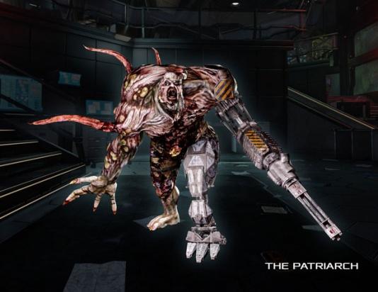 File:PatriarchKF2.jpeg - Killing Floor 2 Wiki | Tripwire