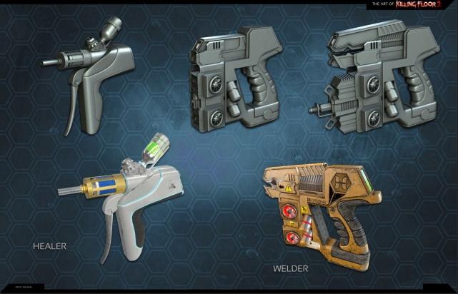 Welder Killing Floor 2 Killing Floor 2 Wiki