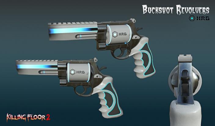 Hrg Buckshot Killing Floor 2 Wiki
