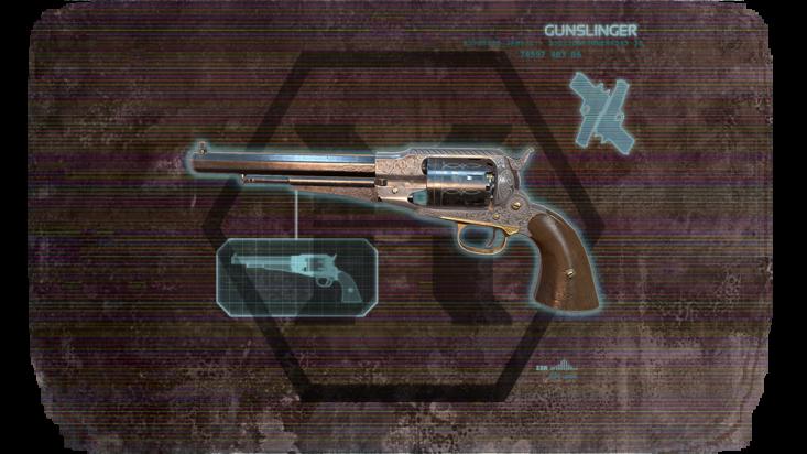 1858 Revolver Killing Floor 2 Wiki