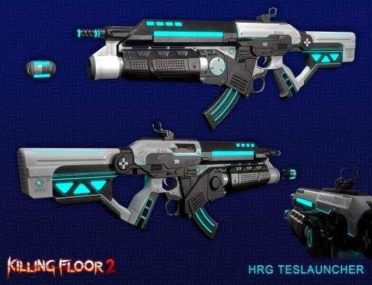 Hrg Teslauncher Killing Floor 2 Wiki