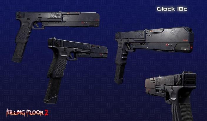 Glock 18c Killing Floor 2 Wiki