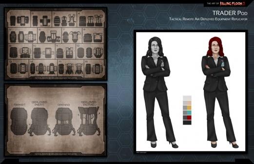 Characters Killing Floor 2 Killing Floor 2 Wiki
